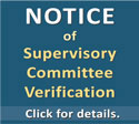 Supervisory Committee Notice